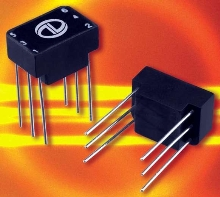 Sealed Pulse Transformers meet Mil-PRF-21038 requirements.