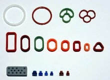 Liquid Silicone Rubber offers oil and fuel resistance.