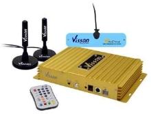 Digital TV Receiver provides optimal in-vehicle reception.