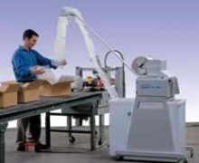 Packaging System dispenses 21 sq ft of cushioning/min.