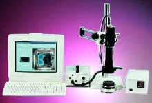 Liquid Crystal System provides thermal measurement.