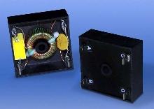 EMI Filters feature UL 94 V0 plastic enclosures.