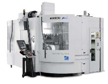 High-Speed Machining Centers include tool storage tower.