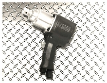Impact Wrench is pneumatically powered.
