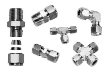 Tube Fittings provide leak-proof and torque-free seals.