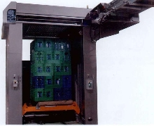 Palletizing Solution is suited for dairy industry.