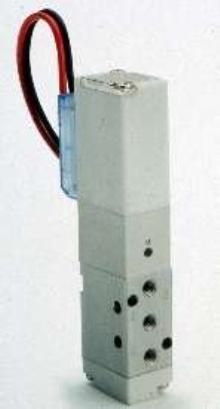 Miniature Pneumatic Valve operates at 225 psig.