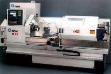 CNC Lathe combines turning and machining.