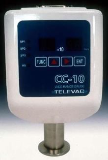 Gauge/Controller replaces multiple vacuum gauges.