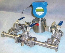Manifold System includes flow meter with 1-20 gpm range.