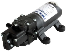 Diaphragm Pumps suit agricultural applications.