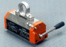 Magnetic Lifters handle both thick and thin metal sheets.