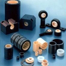 Plastic Bearings come in 20 material blends.