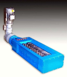 Screening Grinders suit wet, dry, or submerged applications.