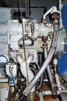 Synthetic Lubricant meets demands of industrial gas turbines.