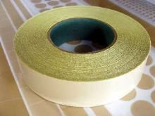 Teflon® Tape ranges from .020-.125 in. thick.