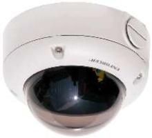 Color Dome Camera offers vandal resistance.