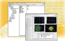 Motion Control Software communicates with intelligent drives.