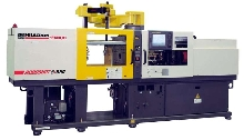 Injection Molding Machines offer optional robot.
