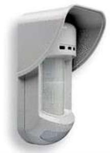 Outdoor Detectors eliminate false alarms.