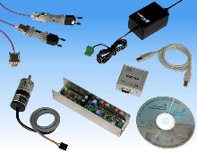CANopen Starter Kit offers educational motion control tool.
