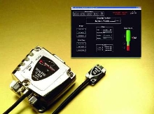 Position Feedback Encoder operates at high speeds.