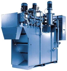 Coolant Delivery System provides automatic filtration.