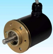 Hi-Res Optical Encoders operate at up to 5 million ppr.