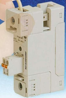 Solid State Relays offer various cable securing methods.