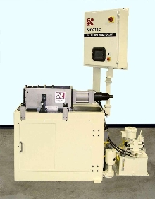 Rolling Machine targets fastener manufacturing industry.