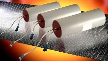 Capacitors suit medical, military and industrial markets.