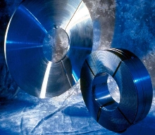 Hardened Tempered Strip Steel comes in oscillated coils.