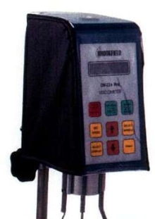 Viscometer Covers protect front and sides of instrument.