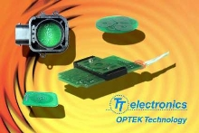 Inductive Sensor offers non-contact position sensing.