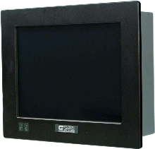 HMI Touchpanels come Internet and Intranet-ready.