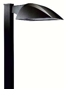Area Lighting features airfoil design.