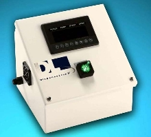 Dispensing System offers secure, programmable operation.