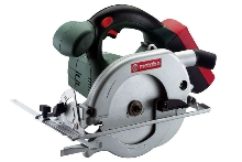 Circular Saw rips lumber and trim up to 2 1/8 in. thick.