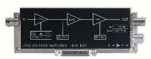 Wideband Amplifier offers dynamic range up to 80 dB.
