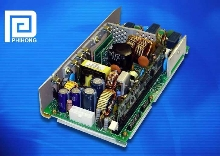 Power Supply features 24-port PoE injection.