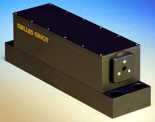 DPSS Laser provides 20 mW of single frequency output.