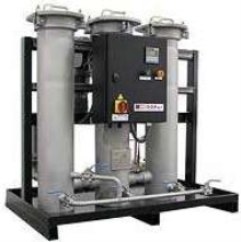 Oil Purification System suits aggressive applications.