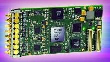 I/O Modules feature reconfigurable FPGA.
