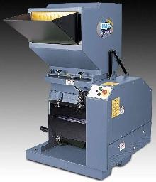 Granulators process variety of plastic parts and films.