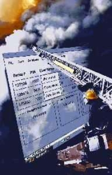 Telemetry System monitors status of firefighters.