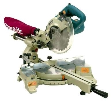 Compound Miter Saw provides 11¾ in. cutting capacity.