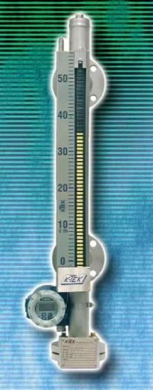 Liquid Level Indicator is hermetically sealed.