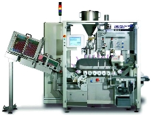 Tube Filler offers flexible placement of dosing stations.