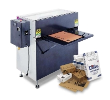 Digital Case Printer labels boxes and bags.