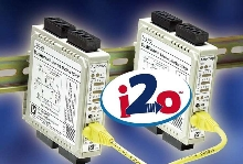 Ethernet I/O Modules speak directly to each another.